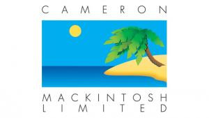 Cameron Mackintosh logo for theatre lighting