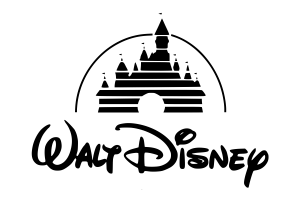 Walt Disney logo for theatre lighting